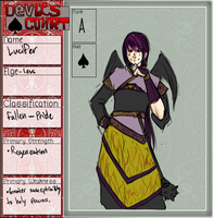 Quick ref-App: Lucifer by SunaEkaki