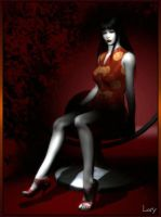 China Doll by D-Lory