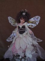 Tabitha OOAK Fairy Sculpture 1 by LindaJaneThomas