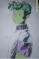 Beast Boy B by kuki4982