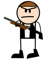 Francis L4D OOTS Style by Barney-Rubble