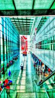 Heathrow Airport by khanf