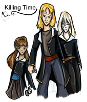 Killing Time - preview by fainting-goat
