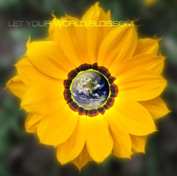 Let your World Blossom by bezta