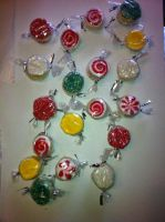 Wrapped Candy Sugar Cookies by BPHaines