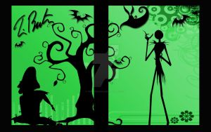 The Nightmare before Christmas by VioletChiCCa