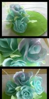Sugar roses -wnb by BlueberryPoison