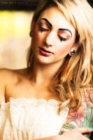 Harlequin Dream by DinaDayMakeup