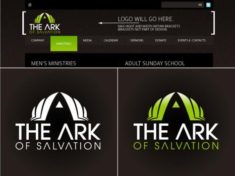 The Ark Logo Contest - 1 by Emberblue