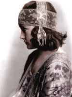 Gloria Swanson in Don't Change by BooBooGBs