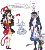 Costume Shopping With Azzie by Evanescence412