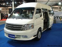 WTF Chinese Hiace by ngarage