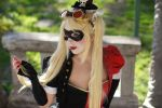 Harley Quinn Steampunk - Cosplay by Thecrystalshoe