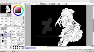 On Process . . by Chibaakute