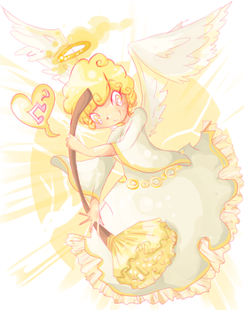itsanangel.png by PuyoPopLover