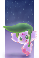 It's Raining, It's Pouring by Leslichu