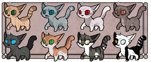 .: Point Adoptables - OPEN :. by Jayflop