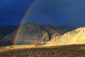 End of the Rainbow by Celem