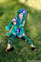 ALA14 - Rydia by BlizzardTerrak