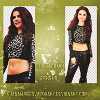 Pack Png Selena Gomez by GuadalupeLovatohart