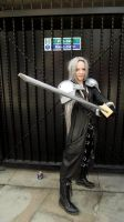 Sephiroth - Extended sword by SephirothMichaelis