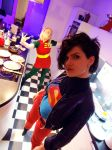 SUPERHERO COOKING SHOW by Glasmond
