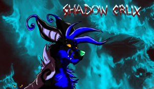 Shadow Crux by The-Shy-Violinist