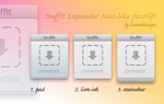 StuffIt Expander Mac-like facelift by devkiwi