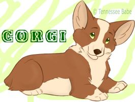 Corgi Love by TennesseeBabe