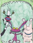 Aaahh! Real Monsters by Camila-Andromeda