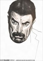 Tom Selleck - Jesse Stone by Gopherproxy