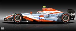 Gulf GP2 ver2 by hanmer