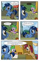 Talisman for a Pony: Page 17 by Str1ker878