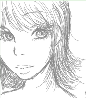 iscribble sketch by Autumn-ClockW0rk