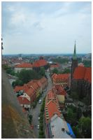 View from the Cathedral by MrSandmanGR
