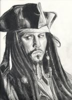 The Quirky Jack Sparrow by xXWonkaBarXx
