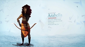 UA: Arabella by scarlettafruits