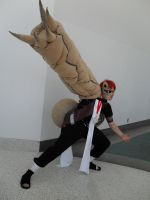 AX 09: Gaara by Jei-Muffin