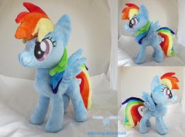 Rainbow Dash 3 by dolphinwing