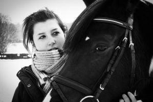 Vanessa et Beauty. by feese