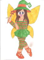 Witch Fairy by animequeen20012003
