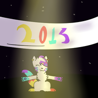 New Years Picture by BlossomTehKat