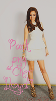 Cher Lloyd pack png by bypame