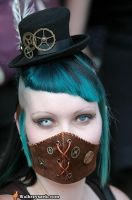 Steampunk me by blooding