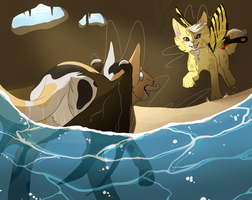 PV: Pool Party by rattarie
