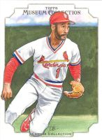 Topps Canvas Collection Sketch Card Ozzie Smith by DBergren