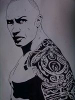 The Rock by galis33