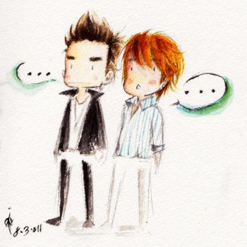 Bewildred Eunhae by OniTohru