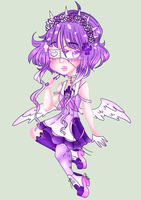 Contest Entry for hearty-chann!! by Chibii-chii