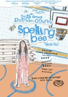 Spelling Bee Poster by Prydester